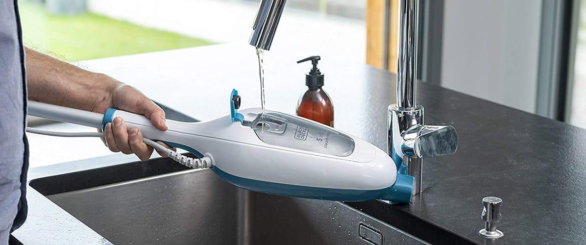 comment déboucher un nettoyeur vapeur